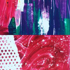 Monocopia.. tinta gráfica, talco, agua ras. #monotipo #texturas #texture #colorescomplementarios #monoprint  #experimentacion #artstagram #artoftheday #artwork