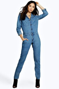 46bd0b75e17 16 Best Beauty Denim Jumpsuit images