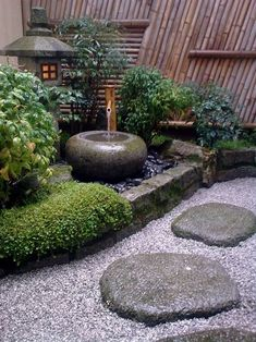 There are many reasons why you should incorporate landscaping stones into your landscaping design. The main one however is for beauty, pure esthetic beauty. For a landscaping design to look perfect it…MoreMore #JapaneseGardens