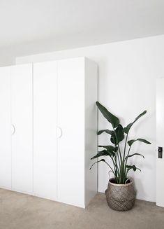 IKEA PAX wardrobes