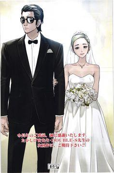 hijikata mamoru and toyama haruka wedding - Поиск в Google