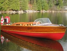 Outboard Boat Motors, Runabout Boat, Boat Restoration, Boat Engine, Vintage Boats, Old Boats, Wooden Boats, Fishing Boats, Building