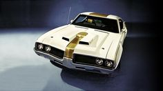 1969 Olds / Hurst 442 Holiday Coupe