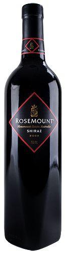 Rosemount Shiraz.  one of my go-to wines.
