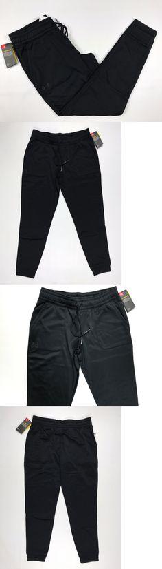 Athletic Apparel 137085: Under Armour Women S Storm Pants Black Size Xs S M L Xl Fleece Joggers Tracksuit -> BUY IT NOW ONLY: $31.45 on eBay!