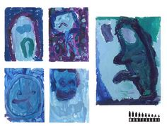 Picasso's blue period - portraits :( (featured in WMS 2013 Calendar) Picasso Blue Period, 2013 Calendar, Cultural Studies, Pablo Picasso, Famous Artists, Art History, Montessori, Activities For Kids, Art Ideas