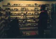 S+Z in postcard shop