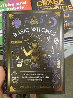 "bonesrowanoak:  "" theillustrativewitch:  ""Is this satire or an actual witchcraft book? We will soon find out  ""  I flipped through this one at B&N, and my friend @beriani ended up buying it. It's half witchcraft, half solid fucking life advice, and 100%..."
