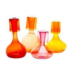 Esque Glass Pitcher & Cup Set