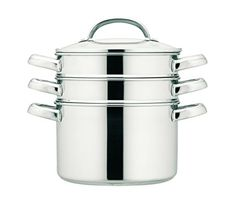 Buy Argos Home 3 Tier Stainless Steel Steamer at Argos. Thousands of products for same day delivery or fast store collection. Easy Cleaning, Home Appliances, Multi, Kitchenware, Steamer, Steel Handle, Steel, Specialty Appliances, Stainless Steel
