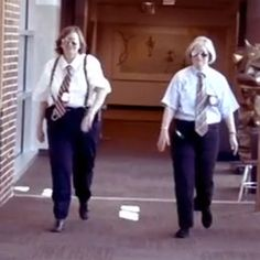 See Beastie Boys' 'Sabotage' Video Remade By Librarians. This is just the best.