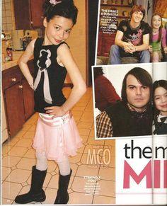 Miranda Cosgrove little | Me as a little girl in When i was little by Miranda Cosgrove