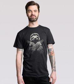 d09c46ef Shop for Slotherine Men's T-Shirt and hundreds of other 100% original funny  t