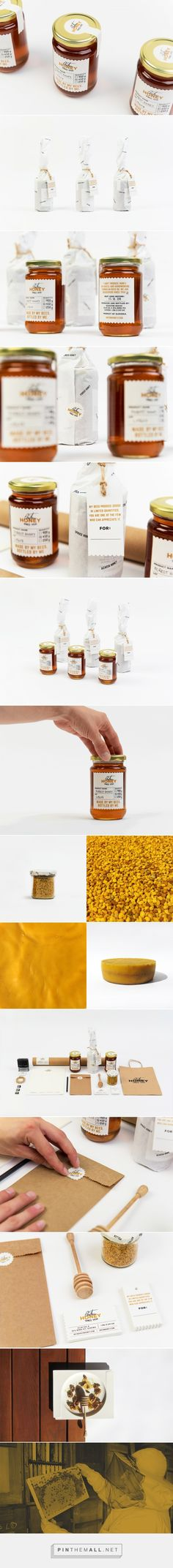 Anton Honey - Packaging of the World - Creative Package Design Gallery - http://www.packagingoftheworld.com/2016/09/anton-honey.html