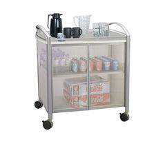 Safco Impromptu Refreshment Cart