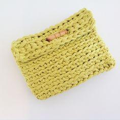 #clutch #crochetxxl #trapillo #handmade #regalo #navidades
