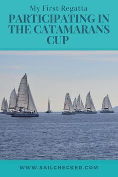 My first Regatta experience, participating in the Catamarans Cup in Athens. A diary of the regatta.