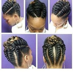 Protective UpDo