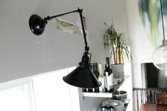 "Adding Style: Taking ""Architect"" Lamps Out of the Office"