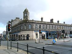 Old Central Station, Leith Walk