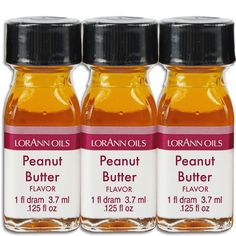 Peanut Butter Flavoring Oil