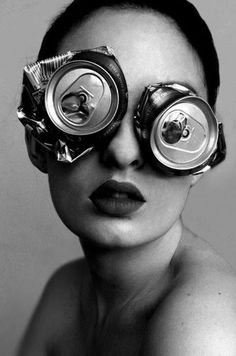 LUSHLIGHT eyes, can, black and white, photography art photography - adolfo vasquez rocca Conceptual Photography, Creative Photography, Portrait Photography, Fashion Photography, Black And White Photography Portraits, People Photography, Artistic Photography, Photography Ideas, Foto Picture