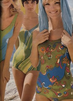 BURDA INTERNATIONAL 1968