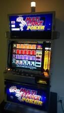IGT MULTI STRIKE POKER MULTI GAME VIDEO SLOT MACHINE - LCD TOUCHSCREEN MONITOR