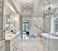 Small Apartment Bedrooms, Big Bedrooms, Bedroom Small, Bad Inspiration, Bathroom Inspiration, Bathroom Ideas, Bathroom Organization, Bathroom Mirrors, Bathroom Cabinets