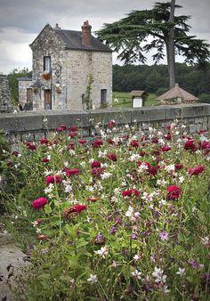Château de Domfront, Normandy, France