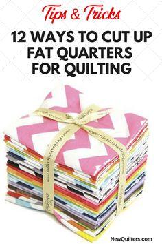Photo of fat quarter fabric bundle