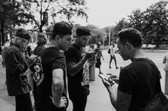 """Jack Fowler on Instagram: """"The constant Sirens struggle of finding somewhere everyone wants to eat...... @elliemitchellphotography"""" Black Veil Brides Andy, Ronnie Radke, Falling In Reverse, Sleeping With Sirens, Motionless In White, Sam Claflin, Candice Accola, Of Mice And Men, Kellin Quinn"""
