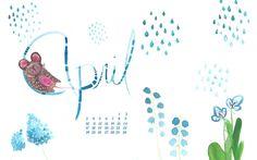 Calendar wallpaper, Desktop calendars and Wallpapers on Pinterest