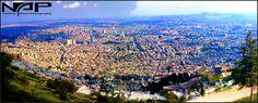 Syria#Damascus#Mountain#Kassyoun#View