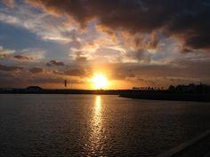 Fim de tarde no Rio Tejo - Montijo - O Canto da Terra: POR ESTE RIO ACIMA