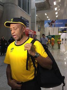Gerente de atletismo faz mistério sobre chegada de Bolt ao Rio #globoesporte