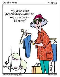 Hahaha! Nothing like a little Maxine to make you roll on the floor laughing after having a crappy day!