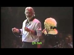Kenny Rogers and Dolly Parton - Islands In The Stream (with lyrics)
