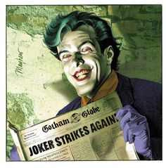Joker by Mike Mayhew