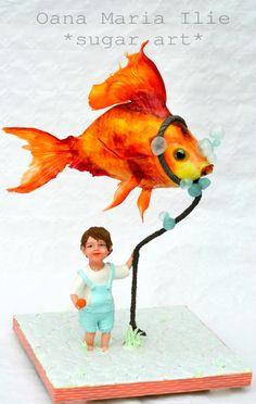 A Child's Dream - Cake by Oana Ilie