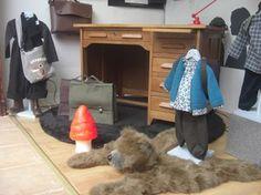 carte blanche shop display