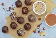 It's far from a secret that we love a good raw treat, but for those of us who have suffer with sensitive stomachs or IBS, an innocent bliss ball can reap absolute havoc on our digestive system. The problem with many raw treats is they're made from dates and dried fruits, foods which are …