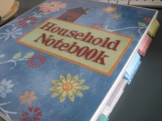 Household notebook                                                                                                                                                      More