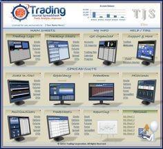 Trading journal xls