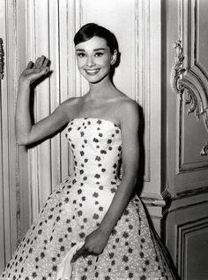 I like Ms Hepburn.