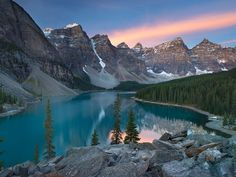 Morraine Lake Dawn by Antony Spencer - Photo 17094881 / 500px