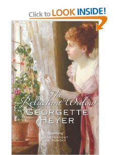 The Reluctant Widow: Amazon.co.uk: Georgette Heyer: Books