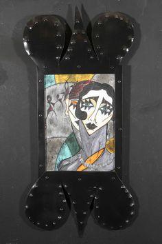 my soureal work Selling Art Online, Saatchi Online, Arcade, Saatchi Art, Original Artwork, Watercolor, Sculpture, Retro, Drawings