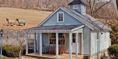 Perfection - Tiny Nashville Airbnb - This Petite Cottage is an Ideal Southern Getaway