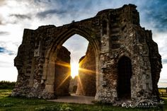 St Benets Abbey - Recommended Places to Photograph by Joe Lenton